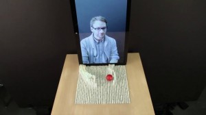 inFORM: Tangible digital interaction